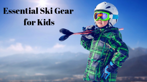 Essential Ski Gear for Kids
