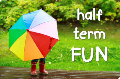 14 Half Term Ideas On a Budget
