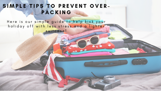 Simple Tips to Prevent Over-packing
