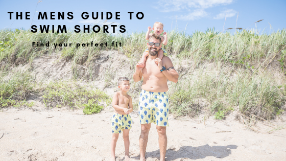 The Mens Guide to Swim Shorts
