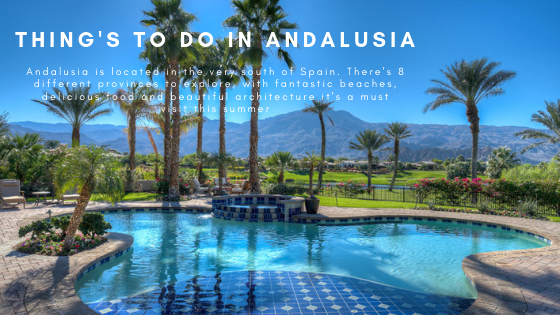 Thing's to do in Andalusia