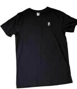 Robert & Son Navy Cotton T-Shirt