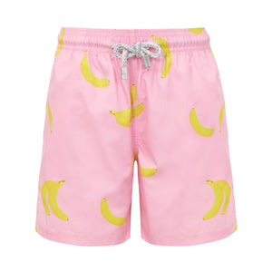 Pink Bananas - Boys Swim Shorts - RobertandSon