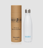 White Water Bottle - 500ml
