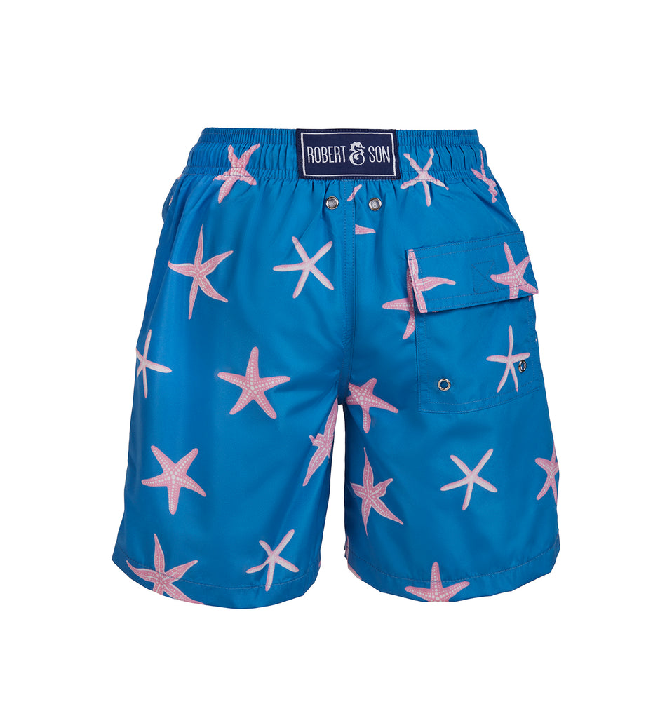 Blue Starfish - Boys Swim Shorts