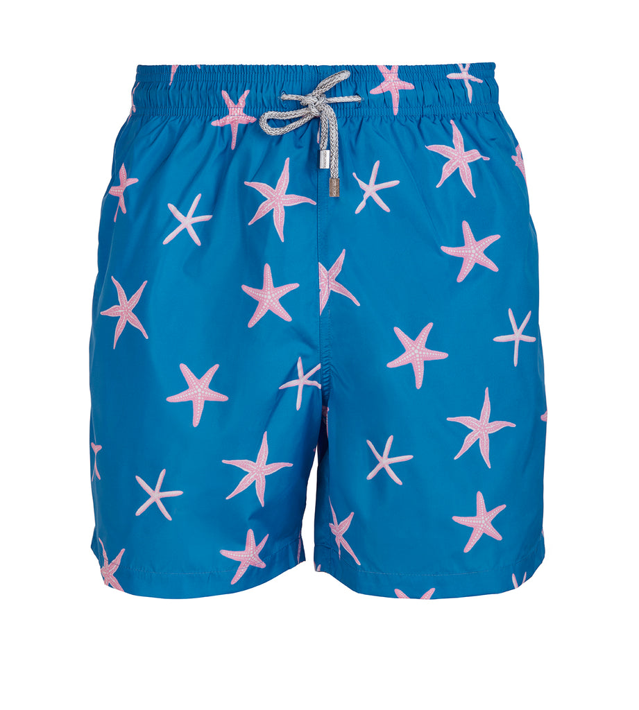 Blue Starfish - Men's Designer Swim Shorts
