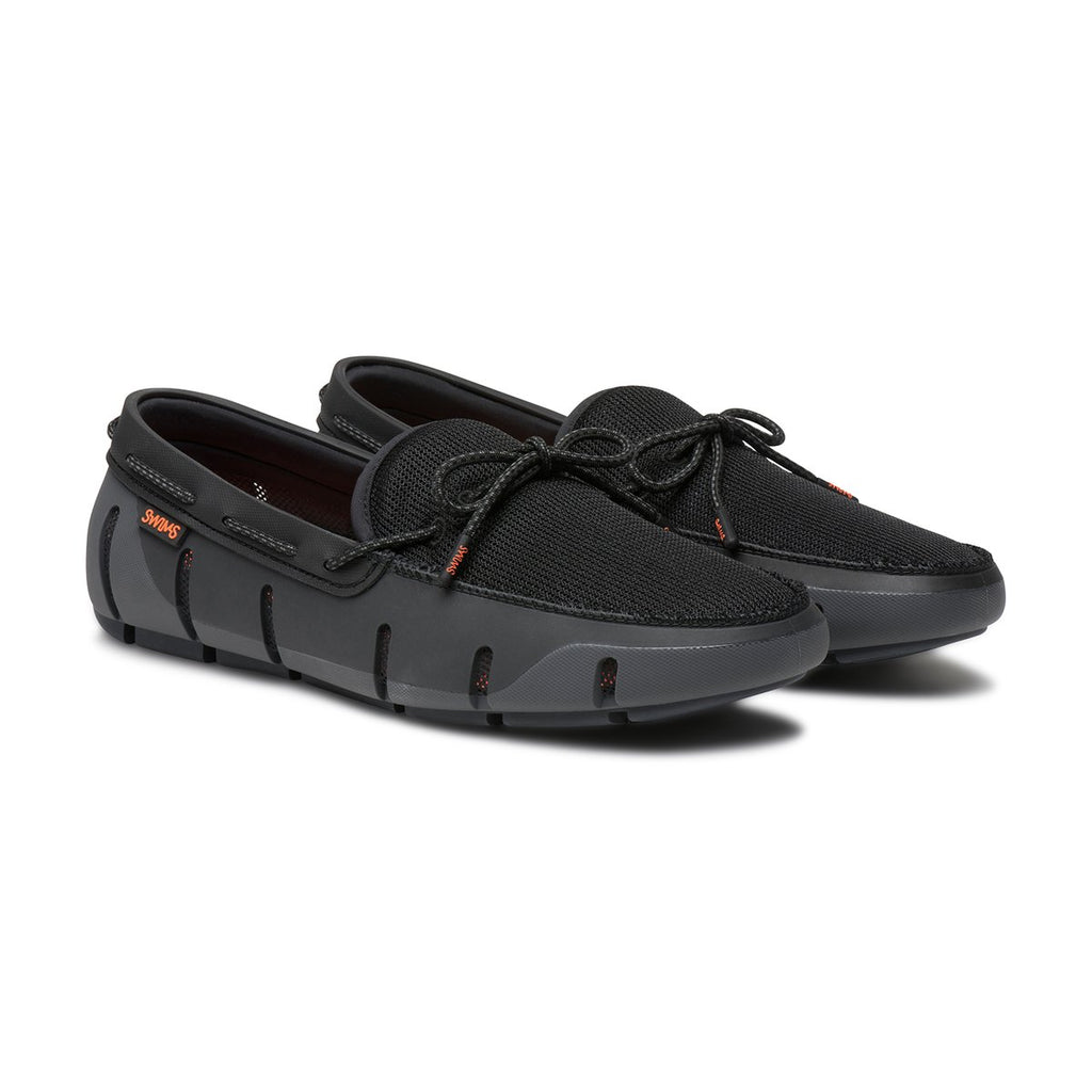 Mens Swims Stride Lace Loafer Black - RobertandSon
