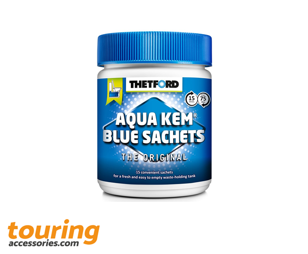 Aqua Kem Blue Sachets Tub Of 15