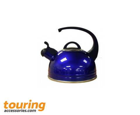 Artmet Whistling Kettle Blue | Travel Accessories