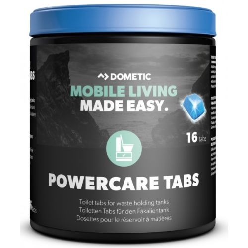 Powercare Blue Sanitation Tabs - 16 Tabs By Dometic