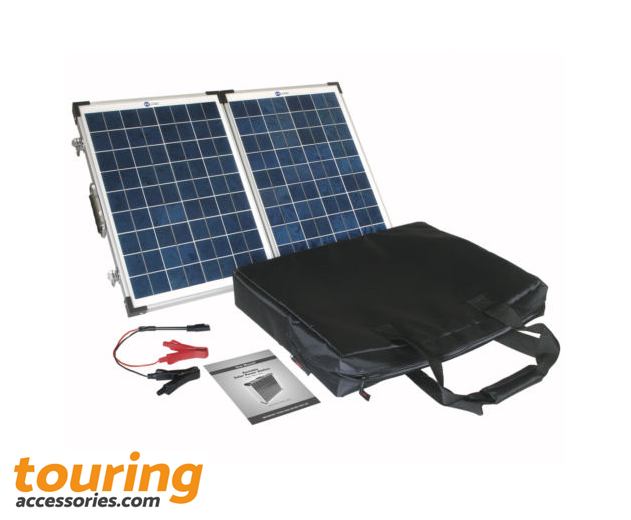 PV Logic 40wp Fold Up Portable Solar Panel