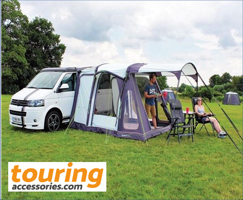 Movelite T2 Lowline Drive-away Air Awning