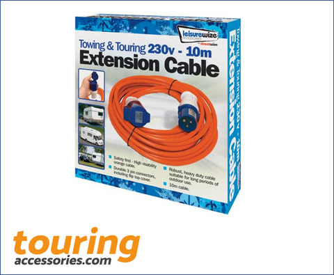 230v 10m Extension Lead