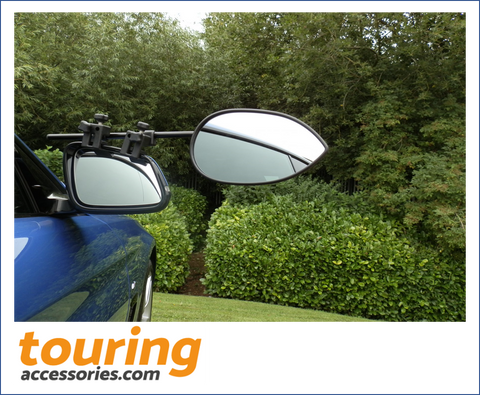 Milenco Aero 3 Mirrors twin