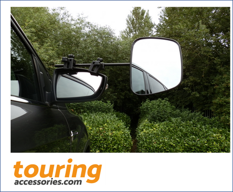 Milenco Grand Aero 3 Towing Mirrors