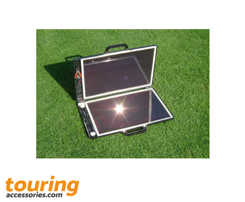 Sunshine 13 Watt Briefcase Charger Amorphous Solar Panel