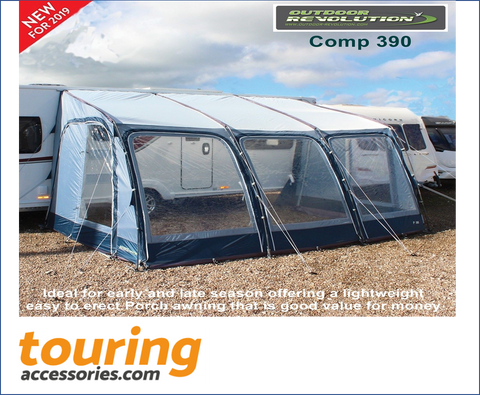 OUTDOOR REVOLUTION COMP 390 AWNING