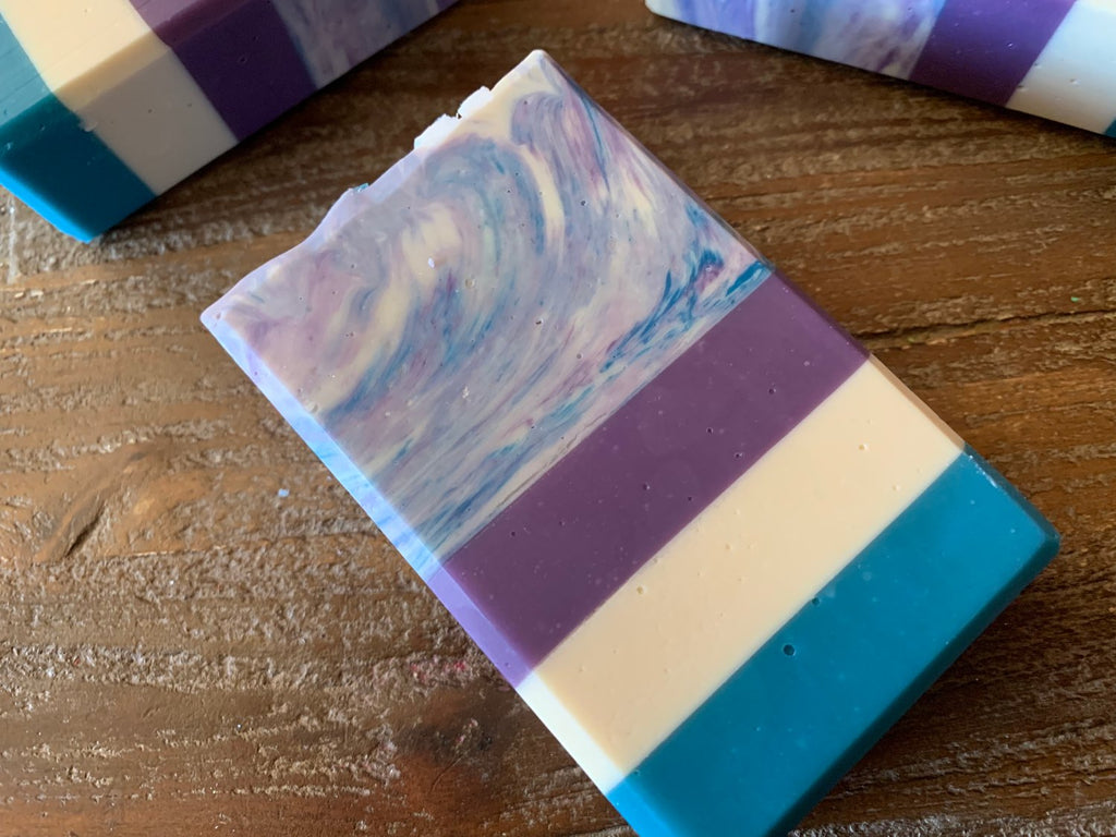 Spring Breeze Hand Crafted Artisan Soap