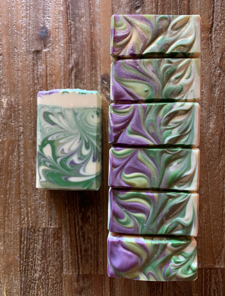 The Olive Branch Handcrafted Artisan Soap