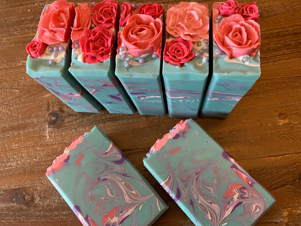 Crush On You Handcrafted Artisan Soap