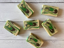 Garden Cucumber Mint Handcrafted Artisan Soap