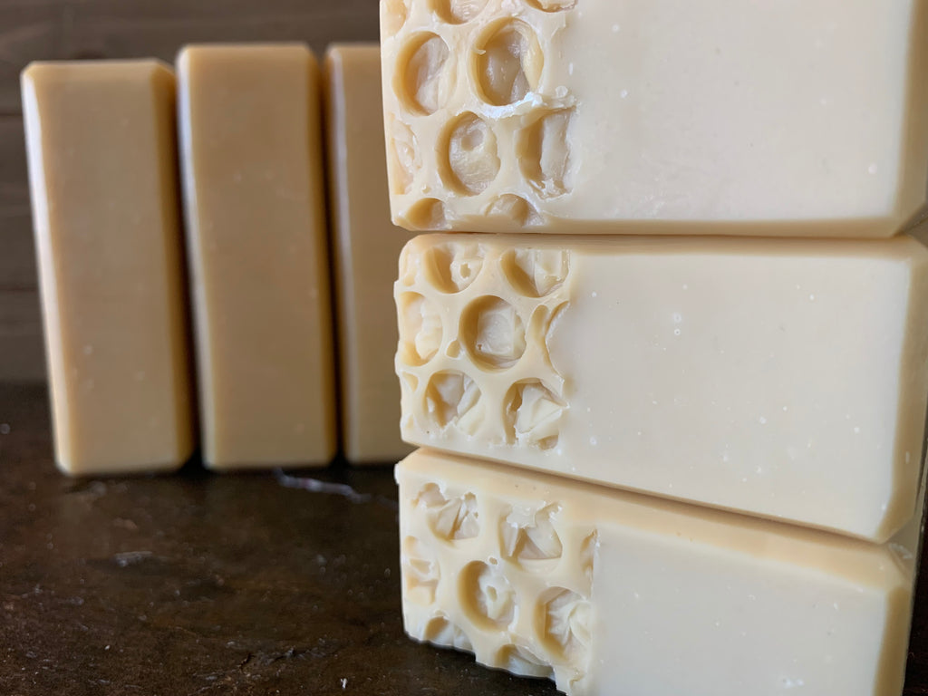 Triple Milk, Yogurt, & Honey Unscented Artisan Soap