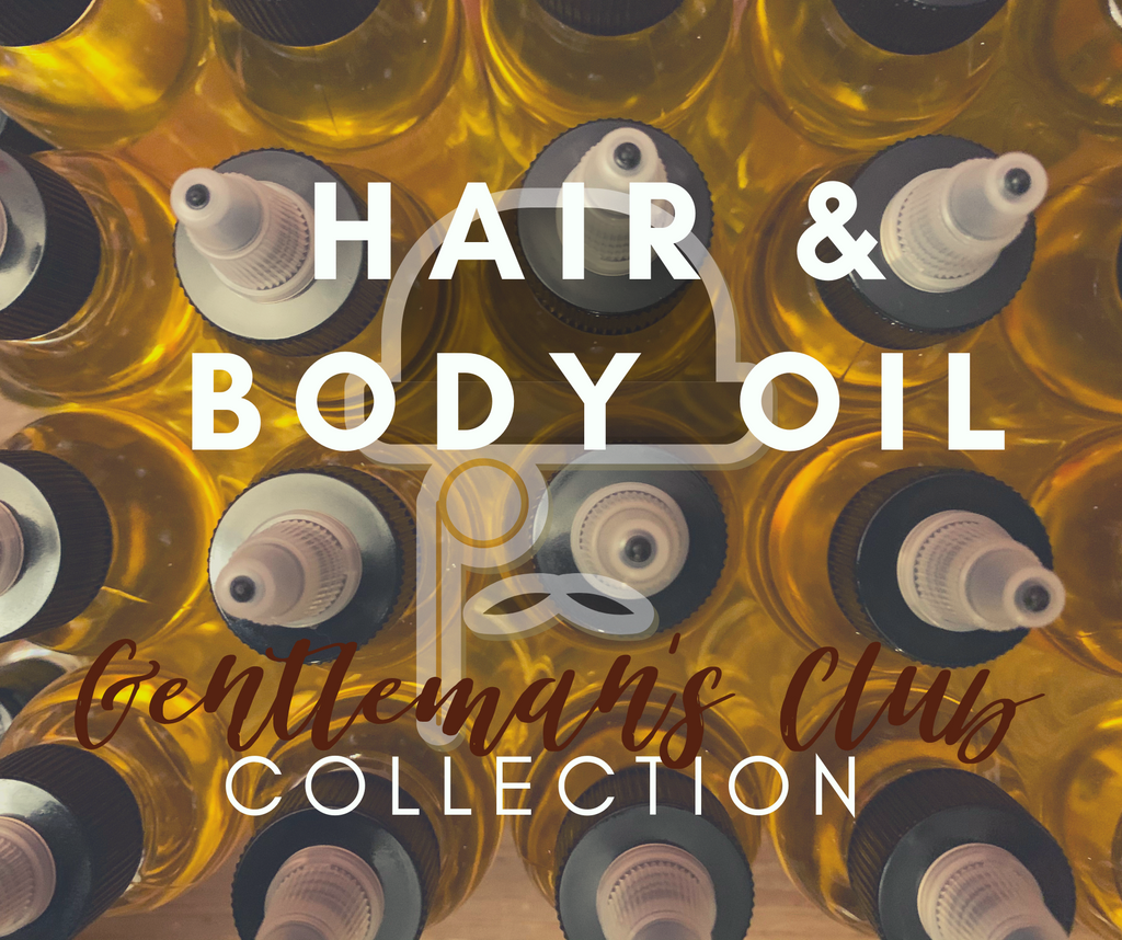 Hair & Body Oil (Gentleman's Club)