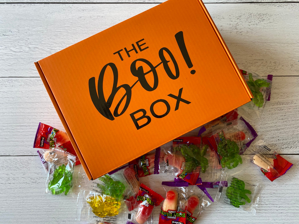 The Boo! Box (Limited Edition PRE-ORDER SHIPS 10/16/20)