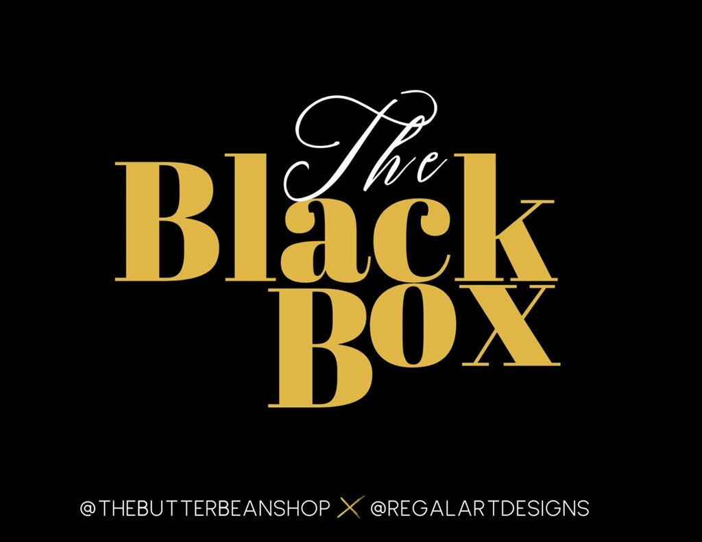 The Black Box (Pre-order - Ships: 2/20/21)