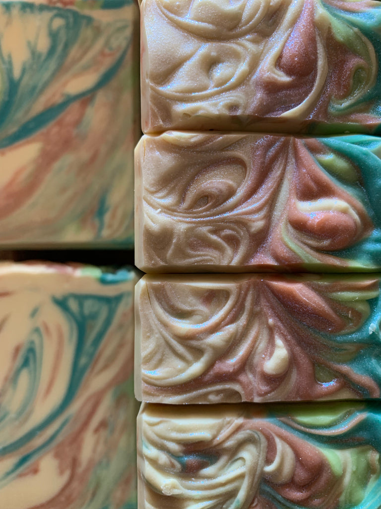 Bamboo & Mint Handcrafted Artisan Soap