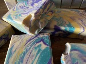 Sea Salt & Orchid Handcrafted Artisan Soap