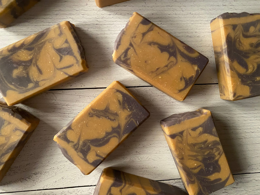 Brown Sugar & Fig Handcrafted Artisan Soap