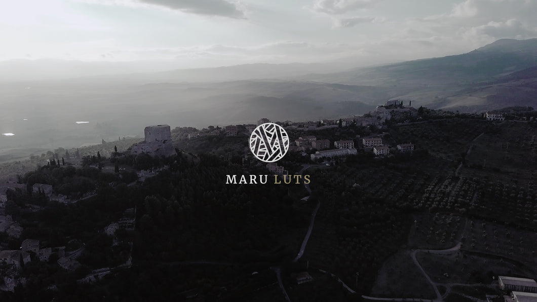 Maru Films – Yama LUT package - Promo