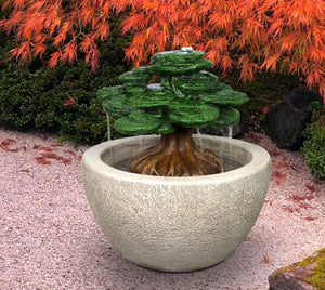 Bonsai Fountain, 2 pc.(5343, 6343 & CK507, PS1 & AB870)