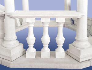 Classical Gazebo Balustrade (Order 3 for Set)