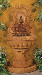 Europa Murabella Lavabo Fountain, 5 pc.(5251B, 5252, 6252, 7252, 7253 & CK628, PS3)