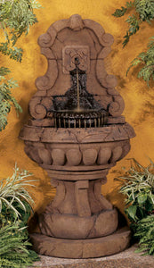 Europa Murabella Scroll Fountain, 5 pc.(5251C, 5252, 6252, 7252, 7253 & CK628, PS3)