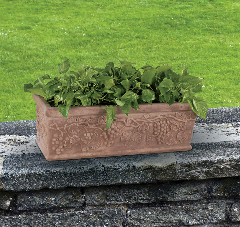Grapevine Planter Box