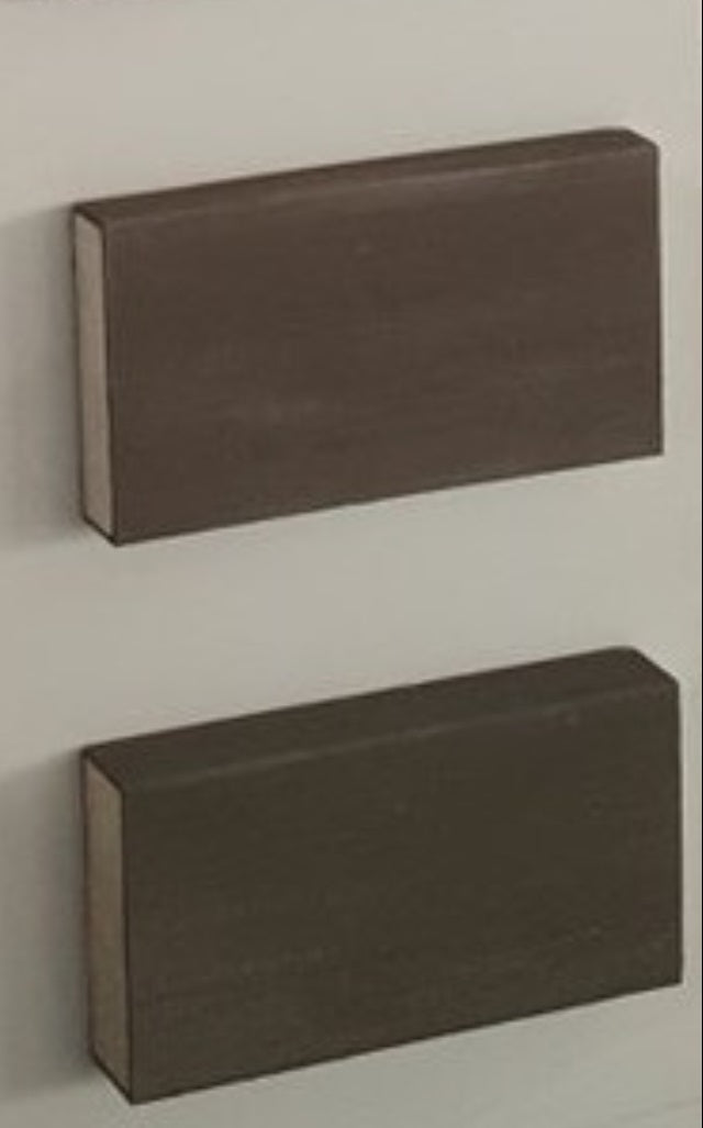 "1,280 Linear Feet of EIFS Double coated Flat Band Trim 6""H x 2"", $3.92 per linear foot"