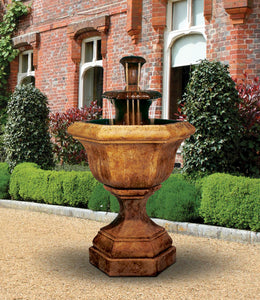 Kensington Fountain, 5 pc.(5570, 5571, 7569, 6572, 7570 & CK650, PS850)