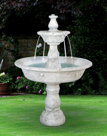 Large Tazza Tier Fountain, 5 pc.(5567, 6567, 7567+AD, 6568, 7568+AD & CK74, PS450)