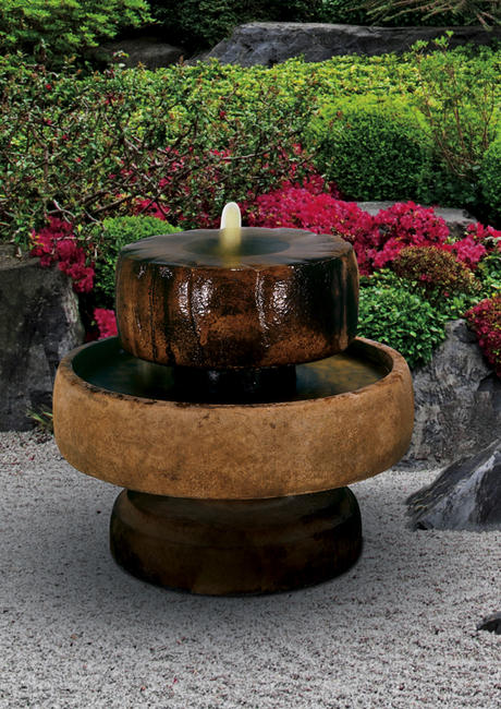 Little Millstone Fountain, 3 pc.(5622, 6622, 7622 & CK69, PS3 & AB880)