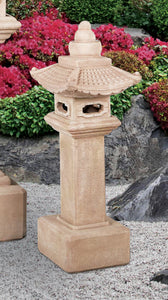 Medium Pedestal Great Pagoda Lantern