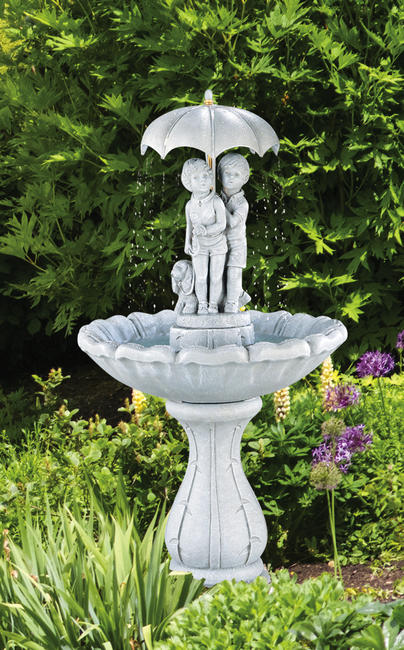 Summer Showers Fountain, 4 pc.(4590T, 4510P, 7135+AD, 6135, 7235 & CK114, PS1)