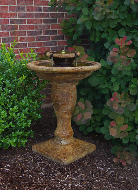 Windstone Fountain, 2 pc.(4473A, 4473B & CK467, PS1.5 AB870)