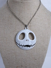 Load image into Gallery viewer, Jack Halloween necklace