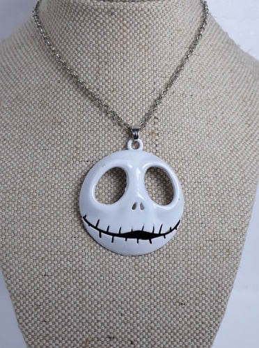 Jack Halloween necklace