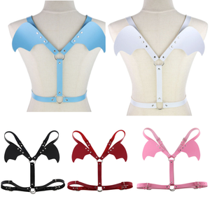 Kawaii Devil Bat Wing Cosplay Harness