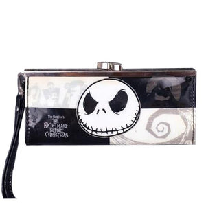 Wallet - Nightmare Before Christmas clasp purse