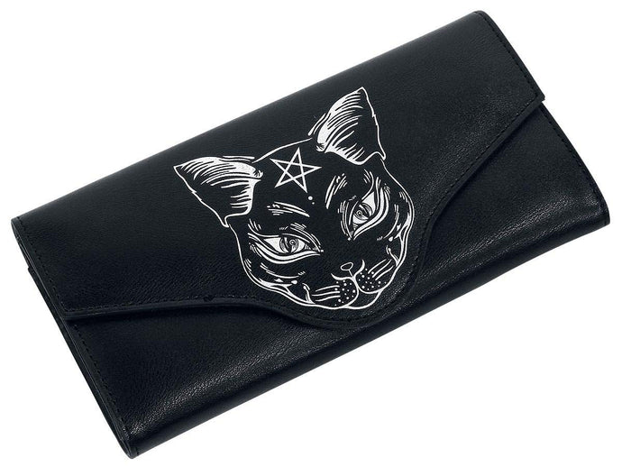 Wallet - Nemesis Cat